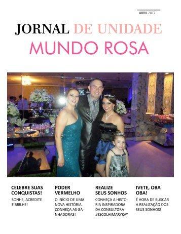 jornal mundo rosa ABRIL