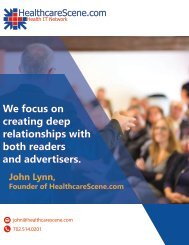 We focus on creating deep relationships with both readers and advertisers