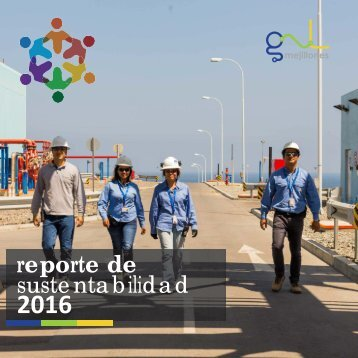 reporte sustentabilidad GNLM
