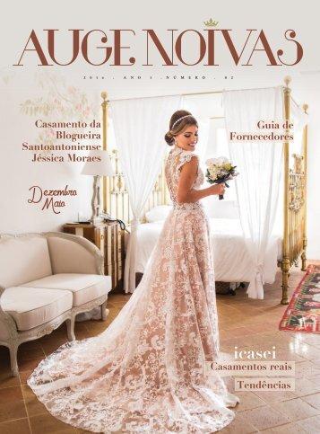 REVISTA AUGE - EDIÇÃO 22 - Noivas