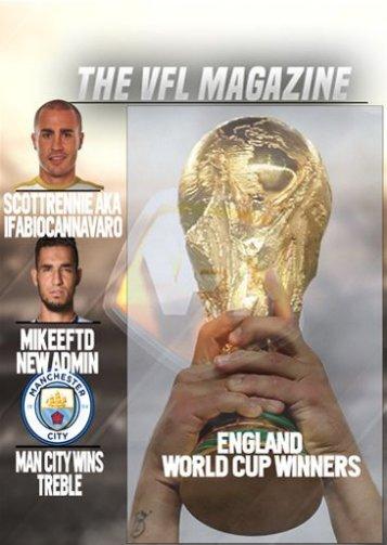 VFL Magazine 4