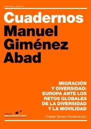 Cuadernos Manuel Giménez Abad