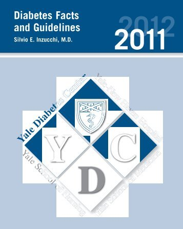Diabetes Facts and Guidelines - Endocrinology - Yale University