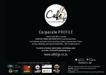 Cafe2go Corporate Profile