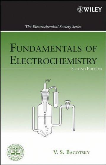fundamentals of electrochemistry - bib tiera ru static