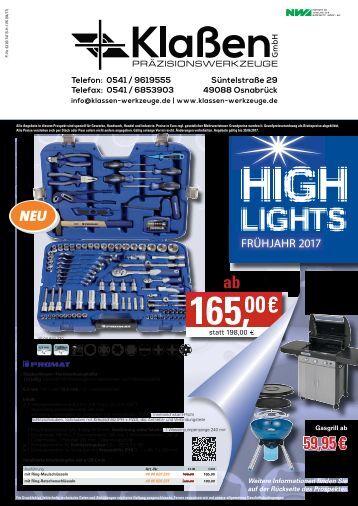 Klaßen-Highlights-Frühjahr 2017-Basis