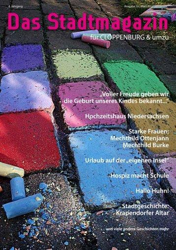 Stadtmagazin CLP Ausgabe 18