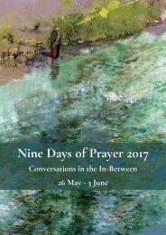 Nine Days of Prayer 2017