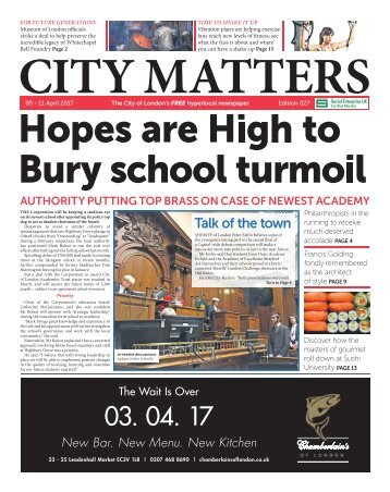 City Matters Edition 027