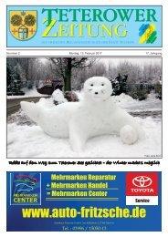 Teterower Zeitung 02.2017