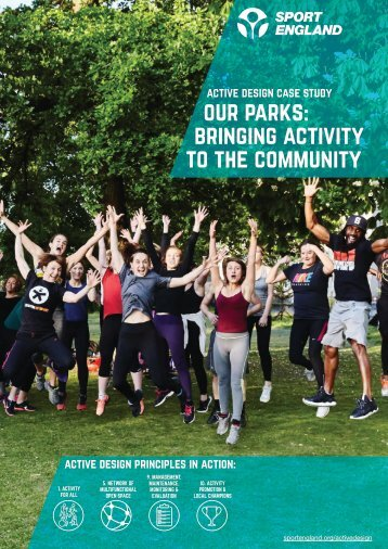our parks bringing activity to the community