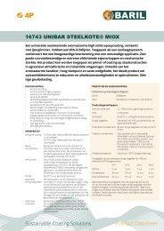16743_UniBar_Steelkote_Miox_4P_datasheet_NL