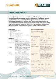 16848_UniCure_SX_datasheet_NL