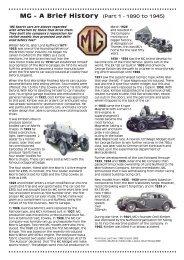 mg midget Repro box Tekno nº 804 Porsche 1500 super