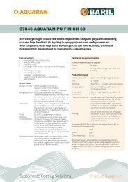 37843_AquaRan_PU_Finish_60_datasheet_NL