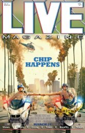 LIVE Magazine #255 April 5, 2017