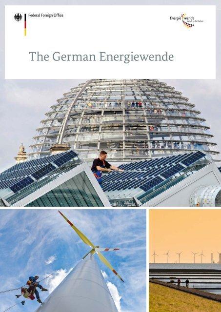 The German Energiewende