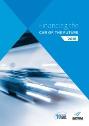 Financing the