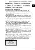 Sony VGN-FW41E - VGN-FW41E Documents de garantie Polonais - Page 5