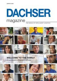the family - DACHSER