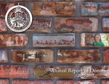Annual Report 2011-12:Layout 1.qxd - Pine Crest School