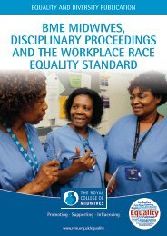 DISCIPLINARY PROCEEDINGS AND THE WORKPLACE RACE EQUALITY STANDARD