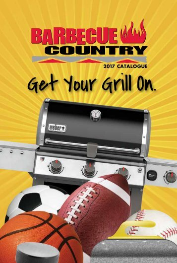 Get Your Grill On ~ Saber grills barbecue country
