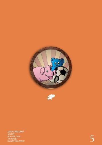 CATEGORIA 5 giochi per cani