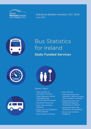 Bus Statistics for Ireland