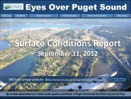 Aerial photography 9-11-2012 - Washington State Department of ...