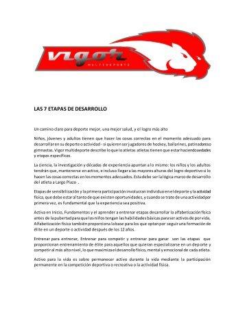 ETAPAS DE DESARROLLO5