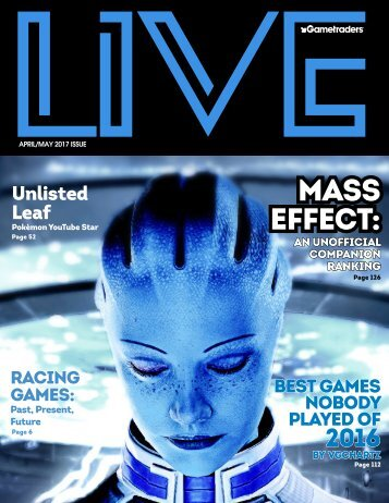 Live Magazine April May 2017 Issue