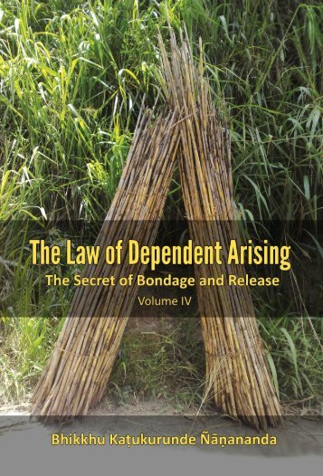 The Law of Dependent Arising