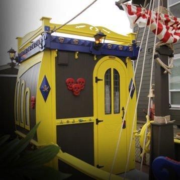 Pirateship Playhouse