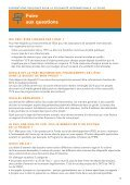 SUBVENTIONS PUBLIQUES POUR LA SOLIDARITÉ INTERNATIONALE  LE GUIDE - Page 4