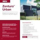 Zaunlösungen für Haus und Garten - Seite 6