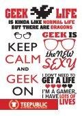 Geek Life  - Page 2