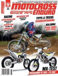 Motocross Enduro Ausgabe 05/2017