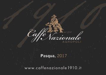 Caffè Nazionale | Pasqua, 2017