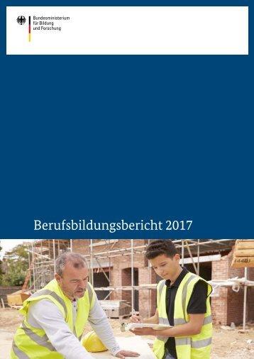 Berufsbildungsbericht 2017