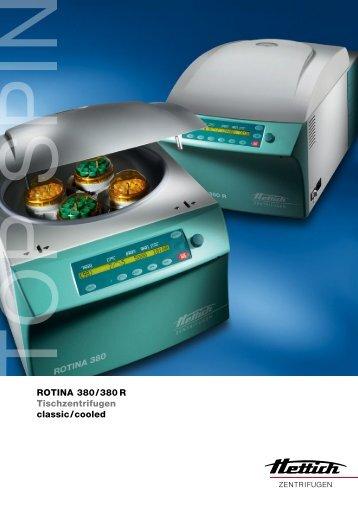 Hettich Rotina 380/R