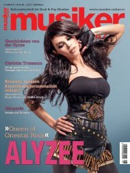 Musiker Magazin 04/2016 – 01/2017