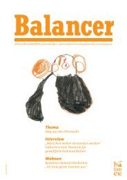 Balancer Nr. 68, 1/2017