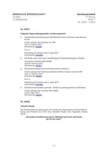 Bremerhaven Röwekamp Strategie