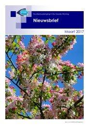 2017 Nieuwsbrief IDGW maart 2017