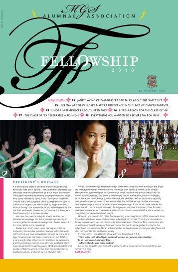 lillian Chee Yuet Meng - Methodist Girls' School