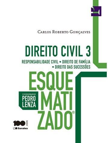 CIVIL ESQUEMATIZADO VOL 3