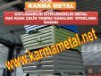 KARMA METAL-Istiflenebilir Metal Depolama Tasima Kasasi Avadanlik Metal Sac Kutu Tasima Kasalari - Page 3