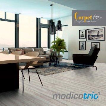 Corpet VinylBoden ModicoTrio