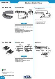 Chaines Guide Cable